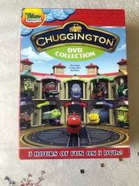 Chugginton DVD collection Toronto, M9N 3L1
