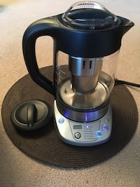 Cuisinart PerfecTemp TEA-100C ProgrammableTea Steeper/Kettle Edmonton