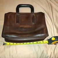 Authentic Leather Coach Bag Temple Hills, 20748