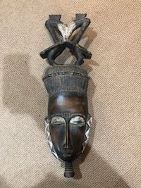 Authentic aftucan mask