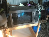 Stainless Steel Microwave   Franklin, 45005