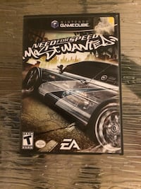 Need for Speed Most Wanted Gamecube Longueuil, J4K 4S3