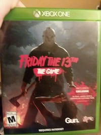 Friday the 13th xbox Glendale, 85308