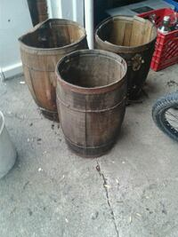Antique nail kegs Cleveland