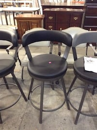 Brand New Padded Bar Stools at the HFH ReStore  Hamilton, L8H 7P4
