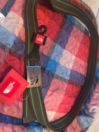 North face belt size large adjustable  Medford, 02155