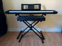 72-Key Yamaha Piaggero NP-32 with All Accessories