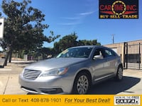 2014 Chrysler 200 LX 4dr Sedan San Jose, 95126