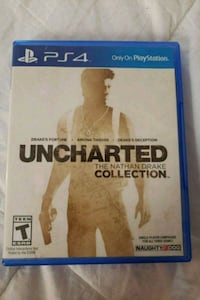 PS4 Uncharted the Nathan Drake collection  Nederland, 77627