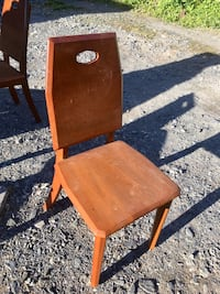 Teak table and chairs Victoria