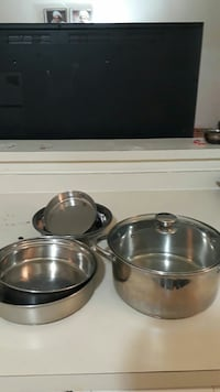 stainless steel cooking pot South Brunswick Township, 08852