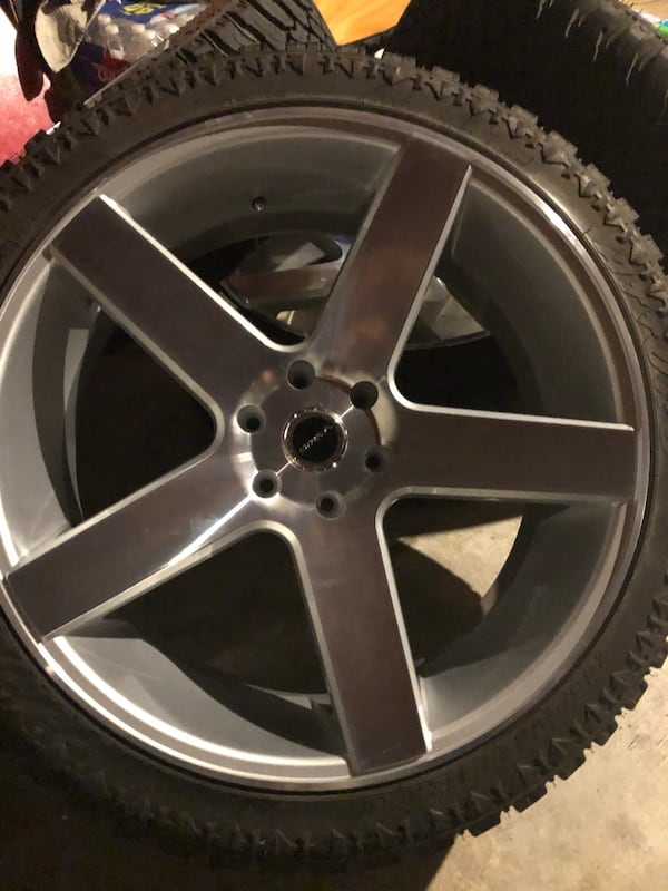 Used 24 Inch Dub Ballers Off Road Tires For Sale In Houston Letgo