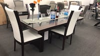 Beautifull Elegant Dining Set! Christmas Special) Take Home With $39 Houston, 77092