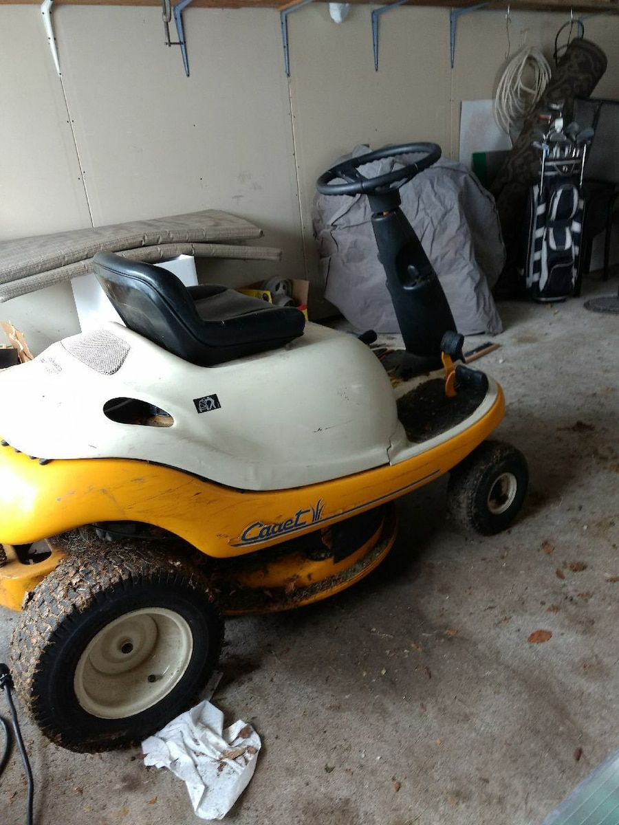 Cub Cadet Riding Mower For Sale Only 2 Left At 65