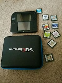 2ds with games and case Livonia, 48154