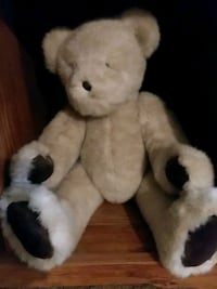 18 inch plush collectable  bear