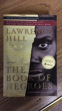 The Book of Negroes Dundas, L9H 6H3