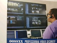 OOSSXX PROFESSIONAL VIDEO SECURITY  Toronto, M1S 3E4