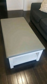 White & Gray Adjustable Coffee Table Brooklyn, 11216