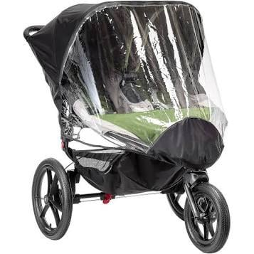 Baby Jogger Summit X3 Double Weather Shield Rain Canopy Stroller Cover