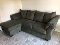 Green Reversible Sectional Couch San Diego, 92106