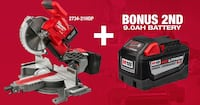 black and gray Craftsman power tool Gaithersburg, 20879
