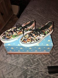 toy story vans NEED GONE