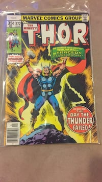 Marvel Comics Group The Mighty Thor comic book Purcellville, 20132