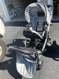 Uppa baby stroller with bassinet  Jackson, 08527