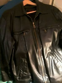 jacket leather size M Carson, 90745