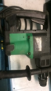 Hitatchi DH 30 Hamer drill excellent working condition. No hammer bits Edmonton, T6X 0M4