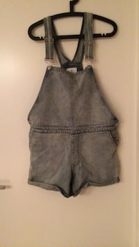 blå denim overall dress Stavanger, 4014