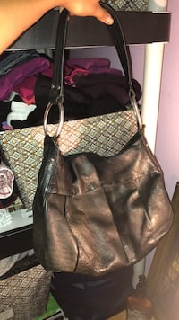 alfani  leather antowue purse  Gaithersburg, 20877