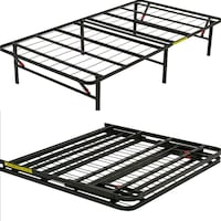 Twin Platform Bed Frame - New In Box Sterling, 20165