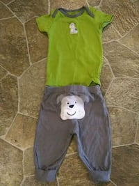 Carters 6 month outfit Toledo, 43613