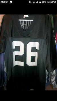 black and white NFL jersey Columbus