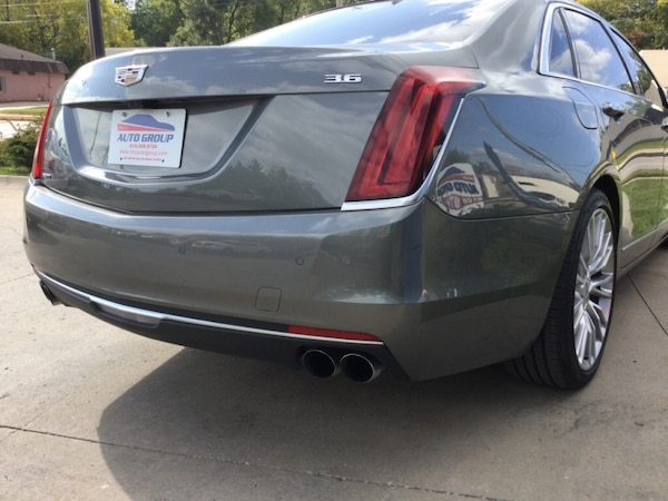 ***GREAT DEAL*** 2017 Cadillac CT6 Sedan 3.6L Luxury AWD rates as low as 4.95 4
