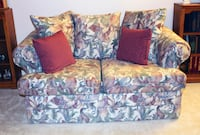 Loveseat and Armchair WOODBRIDGE