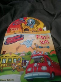 Fire's and Liars  Charlotte