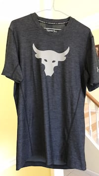 Under Armour The Rock T Shirt Burnaby