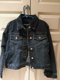 New Kids Gap jean jacket size 8 Surrey, V4N 5C7