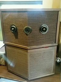 4 BOCE 901 Refraction Speakers w/ Equalizer Brooklyn, 11205