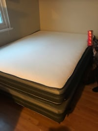 White and brown bed mattress Silver Spring, 20904