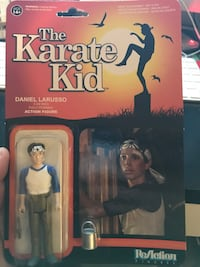 Karate Kid Action Figure Toronto, M3J 1P5