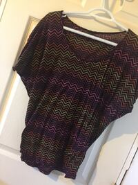 aztec crop top  Macdonald, R0G 0A2