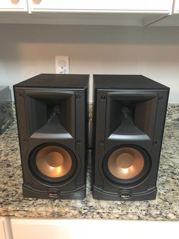 Klipsch RB 51 Bookshelf Speakers