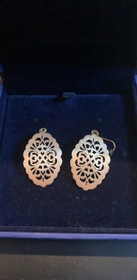 Rose gold 14k earrings  North Vancouver, V7L 2J9