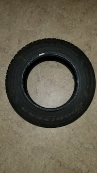 "Set of (4 ) 15"" Goodyear winter tires from 2012 Prius"