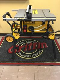 """10"""" table saw Bakersfield, 93301"""