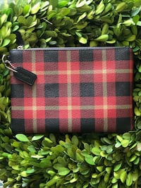 Coach Pouch/Clutch Stafford, 22556